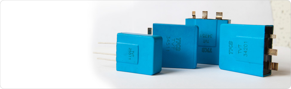 <strong>TVT series - Varistors with thermal protector </strong> Thinking